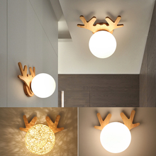 Iron Ceiling Pendant Light 5W