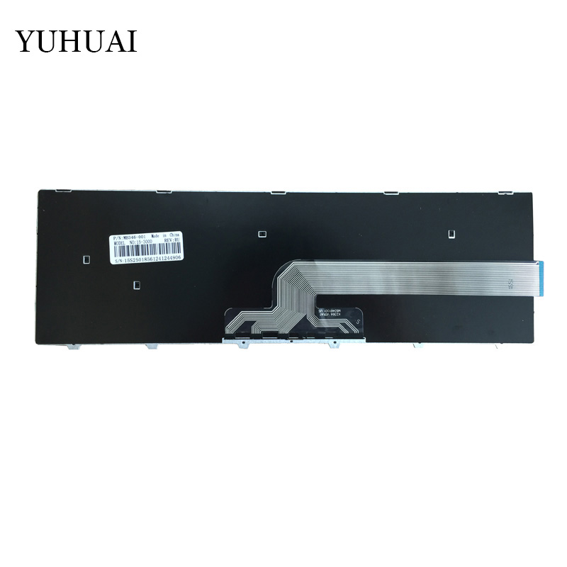 Image 3 - Russian RU laptop Keyboard for Dell Inspiron 15 3000 5000 3541 3542 3543 5542 3550 5545 5547 15 5547 15 5000 15 5545 17 5000-in Replacement Keyboards from Computer & Office on