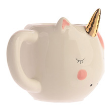 Creative 3D Unicorn Coffee Mug