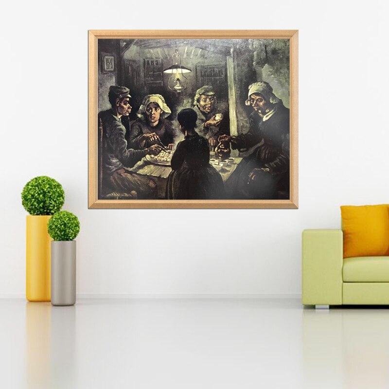 Pintura famosa de Van Gogh \