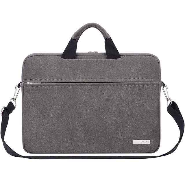 Bestjing Messenger Bag for Laptop11.6 13.3 14 15.4 15.6 Handbag Case Waterproof Fabric For Macbook Air Pro Drop Shipping