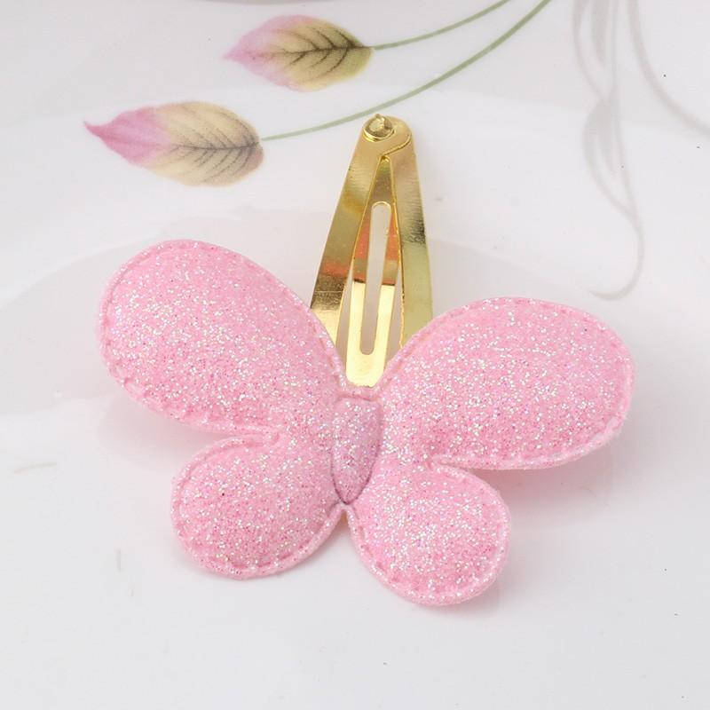 HTB1WgbJJFXXXXb2XpXXq6xXFXXXR Sparkling Glitter Sequins Heart Butterfly Stars Girl Hair Clip - 3 Styles