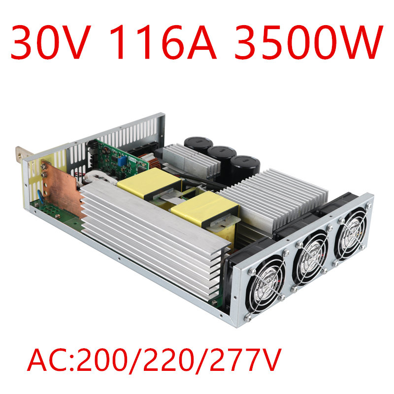 3500W 30V 116A DC 0-30v power supply 30V 116A AC-DC High-Power PSU 0-5V analog signal control SE-3500-30 3500w 30v 116a dc 0 30v power supply 30v 116a ac dc high power psu 0 5v analog signal control se 3500 30
