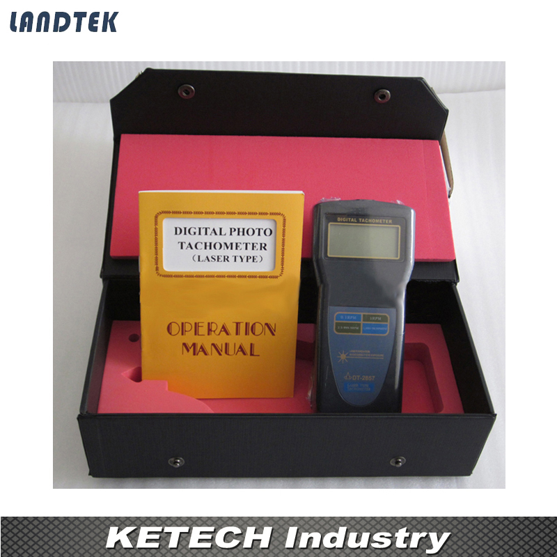 DT-2857 Portable Digital Tachometer
