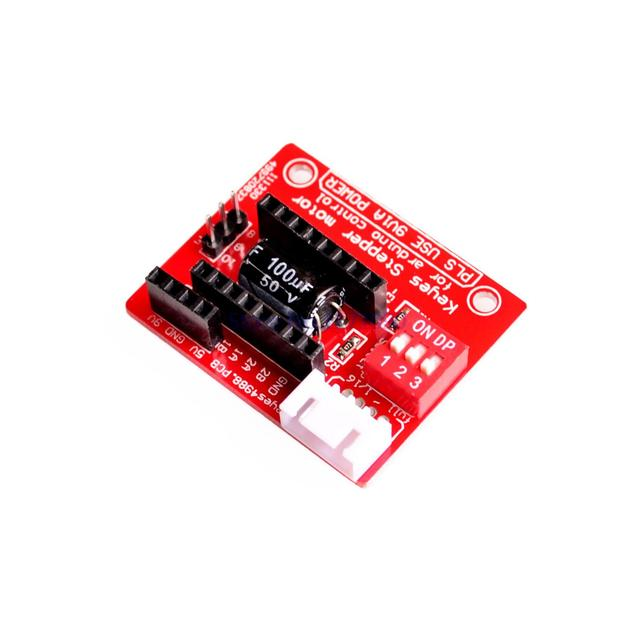 3D Printer A4988 DRV8825 Stepper Motor Control Board Expansion Board