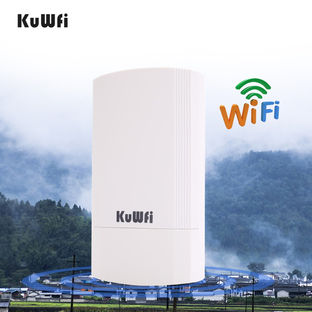 Image 5 - 2 Piece 5Ghz 450Mbps 2KM p2p Wireless Outdoor Wireless CPE Bridge Router Supports WDS Function No setting with LED Display-in Wireless Routers from Computer & Office