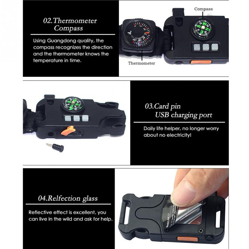 aeProduct.getSubject()  EDC Tactical multi Outside Tenting survival bracelet watch compass Rescue Rope paracord gear Instruments package HTB1Wgd9FHSYBuNjSspfxh7ZCpXaJ