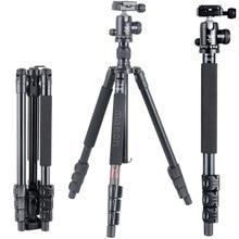 Free shipping Matton T-224+BM-10 Professional Tripod for camera stand / DSLR video tripods / Fluid Head Damping