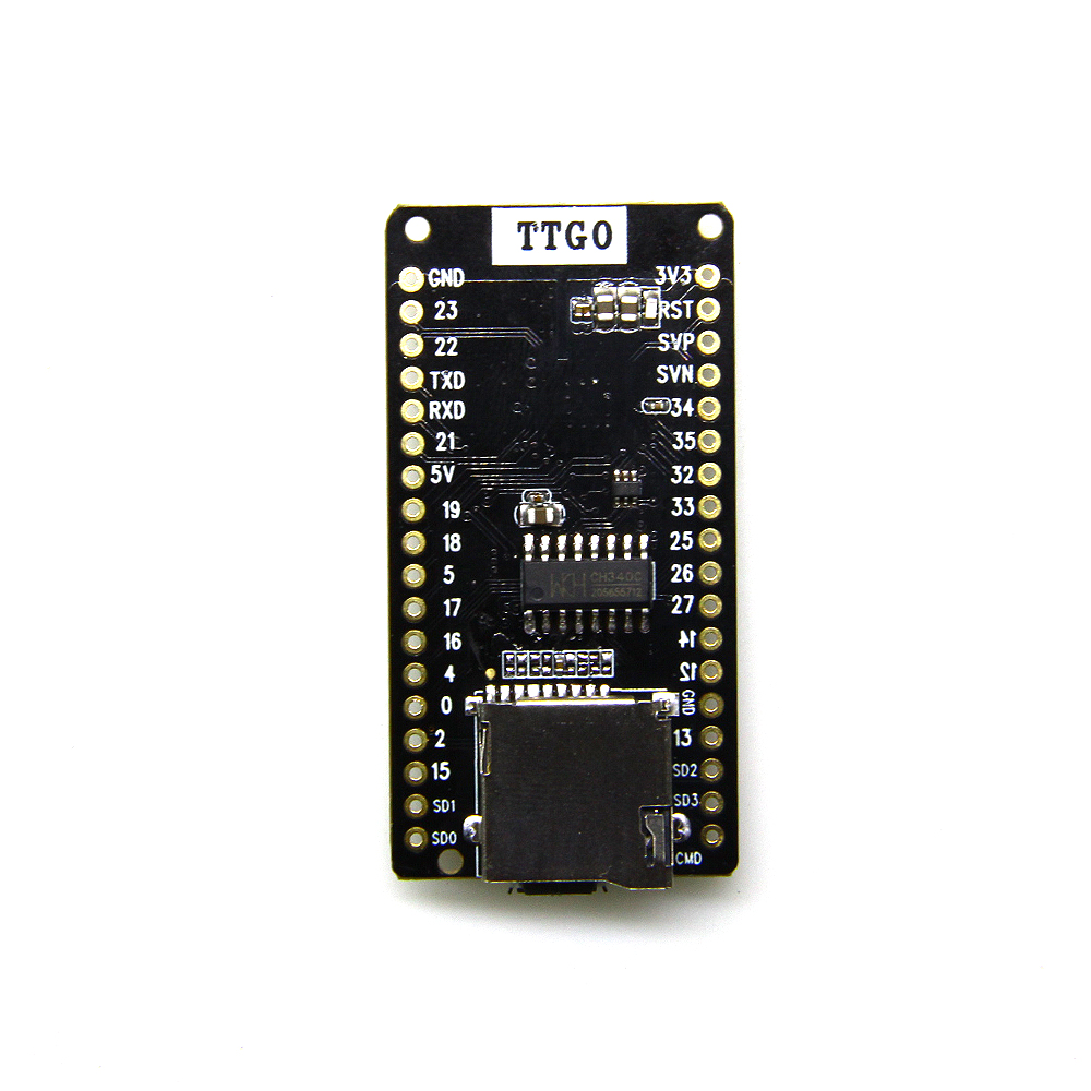 ESP-32 V1.0.0 Rev1 développement conseil T1 4 MB FLASH SD Carte De bord wifi Module bluetooth