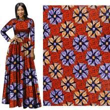 New Bitarealwax Cotton Active Printing Factory african wax cotton fabric  silk dress print