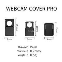 3 adet Webcam kapak gizlilik koruma kılıfı dizüstü PC dizüstü Tablet kitap toptan ve Dropship| |   -