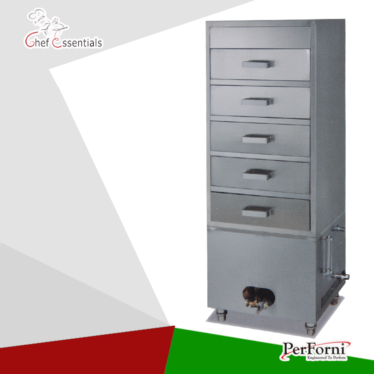 PKJG-GH5J High efficiency and energy saving for Commercial Kitchen Gas Steam Cabinet high efficiency 23 5