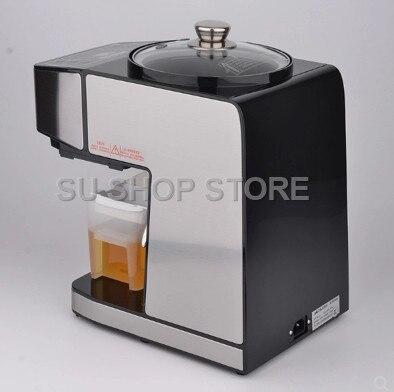 Machine de presse à huile d'acier inoxydable presseur d'huile automatique électrique extracteur d'huile de graine dispositif de pressage d'huile froide chaude 220 V - 3