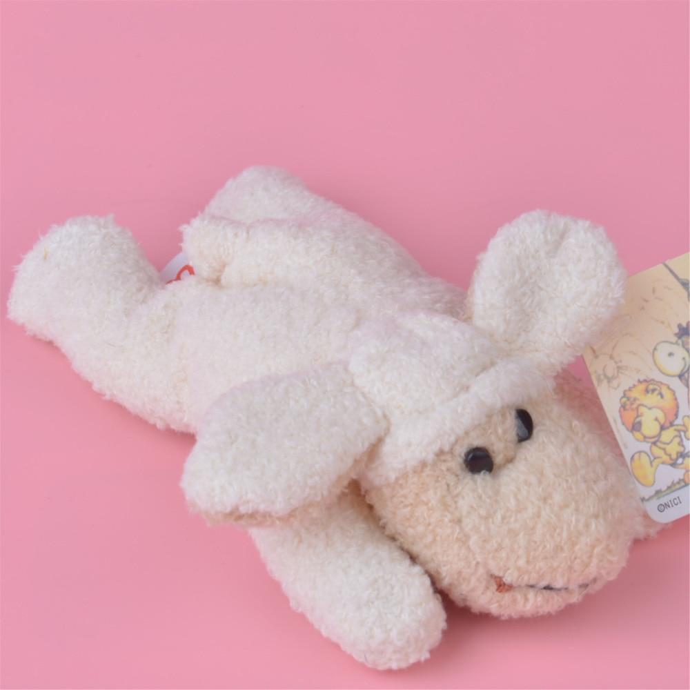 3 шт. белые овцы, плюшевые магнит на холодильник игрушка, дети ребенок кукла подарок Бесплатная доставка
