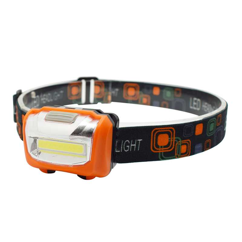 High Power LED Headlamp COB Mining Head Lamp Flashlight Frontal Led Torch Waterproof Miners Lantern Headlight Fishing Hunting ...