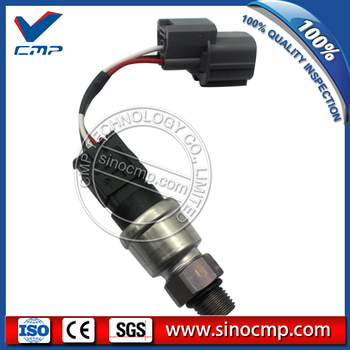 LC52S000013F3 LC52S000013F5 3Mpa Low Pressure  Sensor for SK350-8 Kobelco Excavator