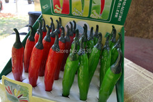 Hot sell high quality  fresh colour plastic ABS vegetables ball pen fruit ,pimiento pens