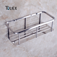 TULEX Bathroom Shelf Corner Shower & Shampoo Basket Stainless Steel Material bathroom shelf bathroom rack shower shelf