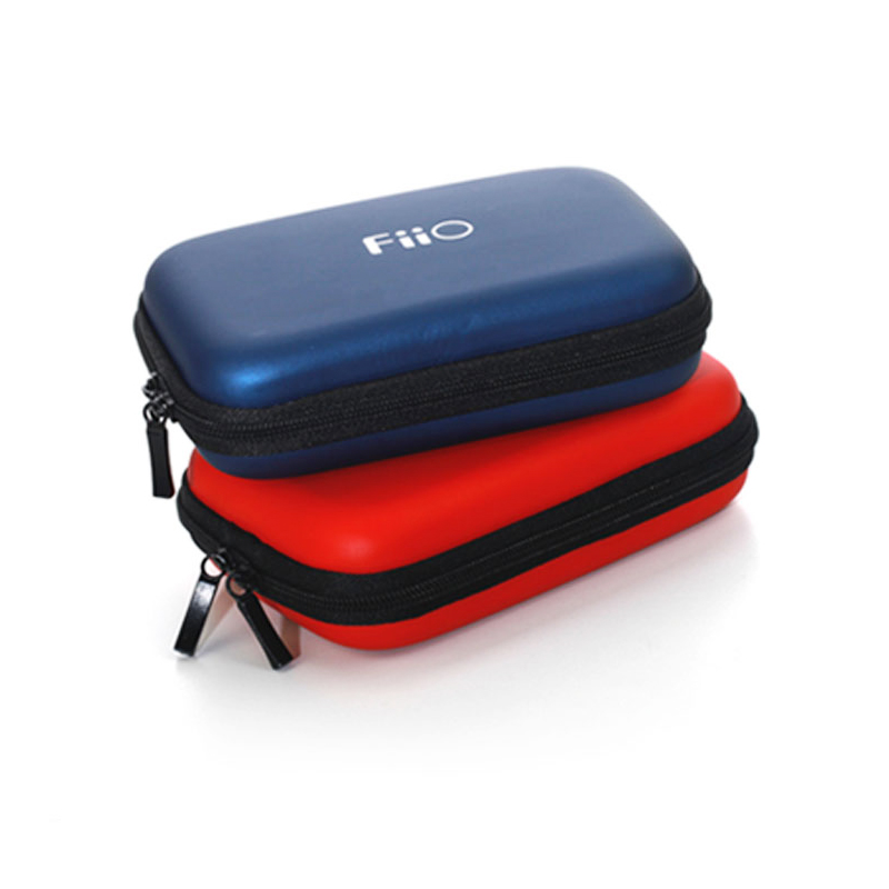 FIIO HS7 Carry CASE for Fiio X7 X5 X3 A5 A3 E10K Q1 Portable Digital Accessories Carry Bags for Mobile Phone/Power bank/Earphone fiio a3 silver