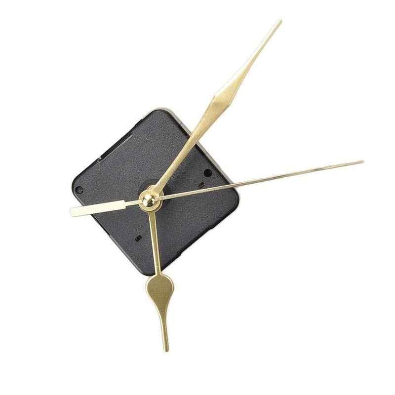 الكلاسيكية ساعة حائط الكوارتز حركة آلية الأسود والأحمر الأيدي طقم تصليح أداة مجموعة مع هوك قطرة الشحن