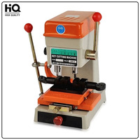 Newest Laser Car Key Cutting Copy Duplicating Machine 368a With Full Set Cutters For Making keys Locksmith tools 220V