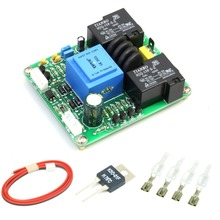 Class A Power Amplifier Supply Delay Soft Start AMP Temperature Protection Board bbv14435a01 soft start ats22c41q power drive webmaster board 200kw power trigger plate