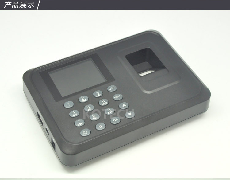 A5 Biometric Fingerprint Time Clock Recorder Attendance Employee Digital Electronic English Reader Machine diysecur usb biometric fingerprint time attendance clock recorder employee digital electronic english voice reader machine