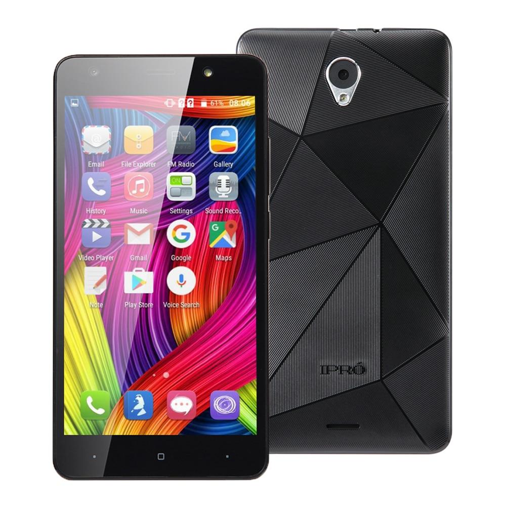 IPRO i9556 3G Mobile Phone GSM WCDMA Micro USB Charger 5 5 Inch Display 1GB RAM