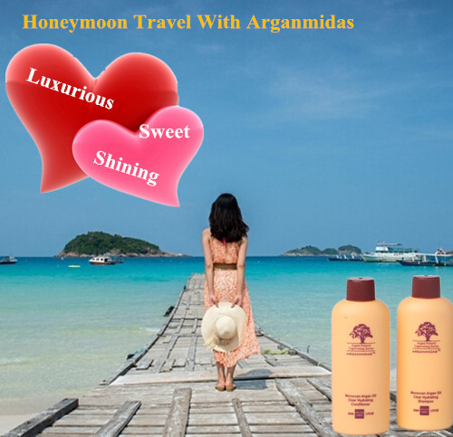 Christmas gifts Arganmidas Moroccan argan oil travel mini hair shampoo and conditioner christmas gifts arganmidas hair shampoo conditioner hair mask treatment oil care hair get free gifts free shipping