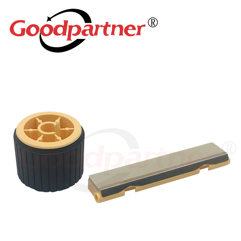 1SET Pickup Roller SEPARATION RETARD PAD For Xerox CopyCentre C118 WorkCentre 5016 5020 M118 M118i S1810 S2010 S2011 S2110 S2220