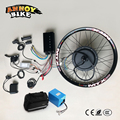 Электрический велосипед 72V3000W Мотор колесо с батареей 24