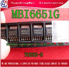 MBI6651G TO 252 MBI6651 nouveau paquet de 10 pièces Assurance de la qualité