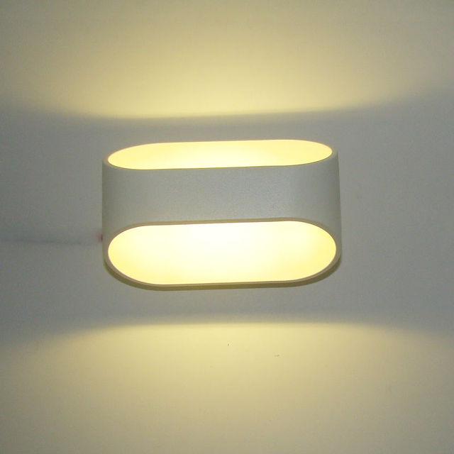 Moderne LED Wandleuchte 5 Watt Dekoration Fr Wohnzimmer Aluminium Badezimmer Super Helle Beleuchtung Leuchte