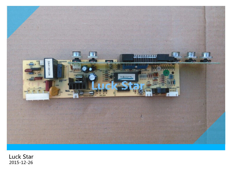 95% new for Samsung refrigerator pc board Computer board BCD-230FTN DA41-00153A/C DA41-00152A 2pcs/set 95% new used for refrigerator computer board h001cu002