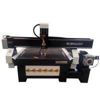 New type 1325 3d wood carving cnc router with the high accurancy