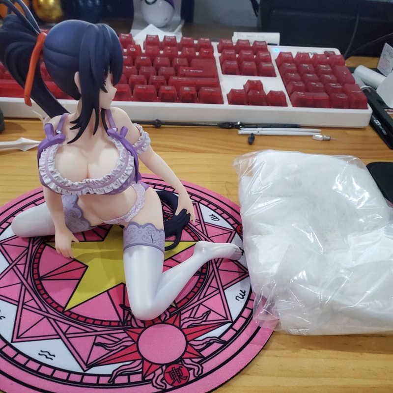 2019 nuovo di Alta Scuola DxD HERO Akeno Himejima figurine Skytube Sexy ragazze Anime IN PVC Action Figure giocattoli Per i bambini morbido corpo