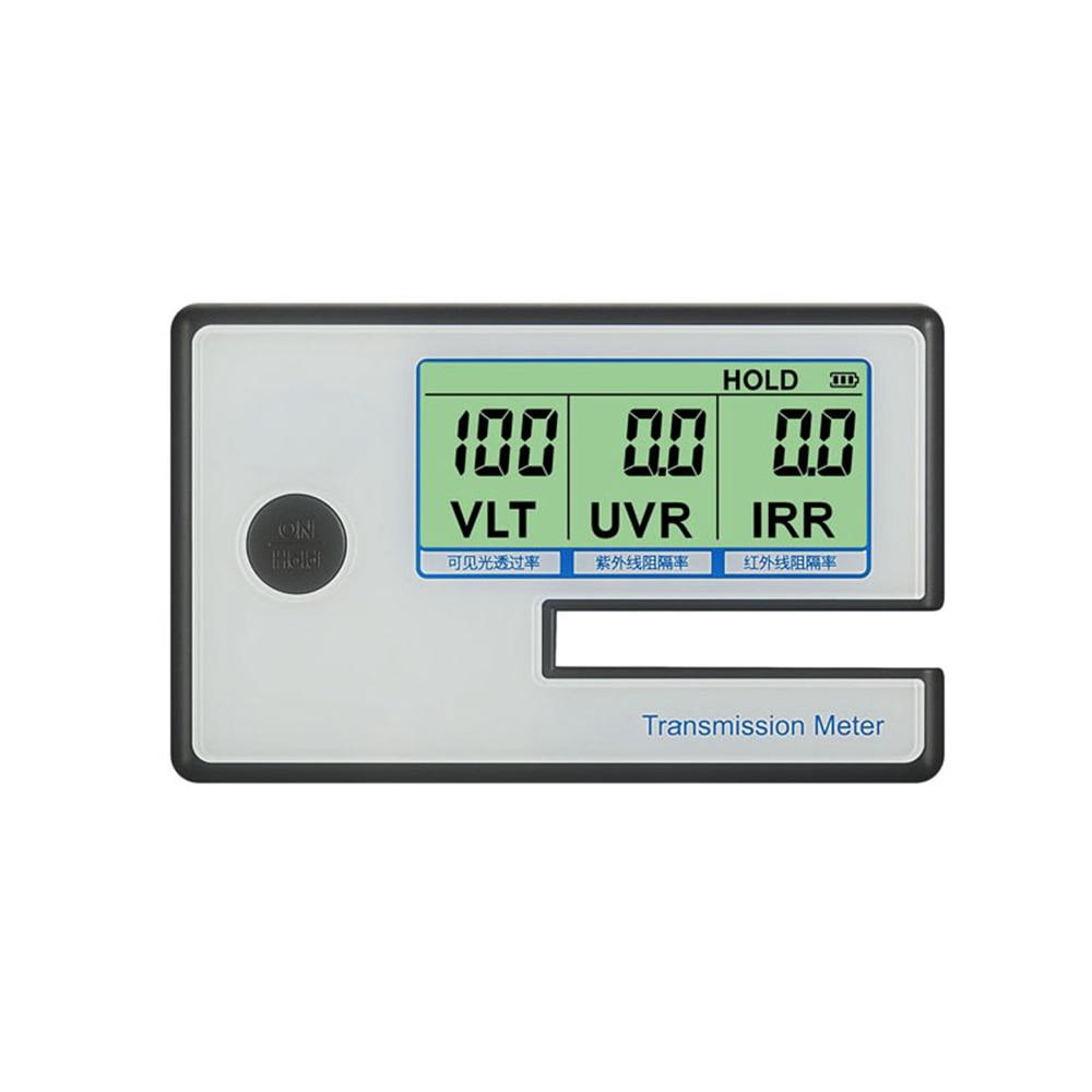 IR UV VL teinte de fenêtre testeur de compteur de Transmission de Film solaire IR 950nm LS162