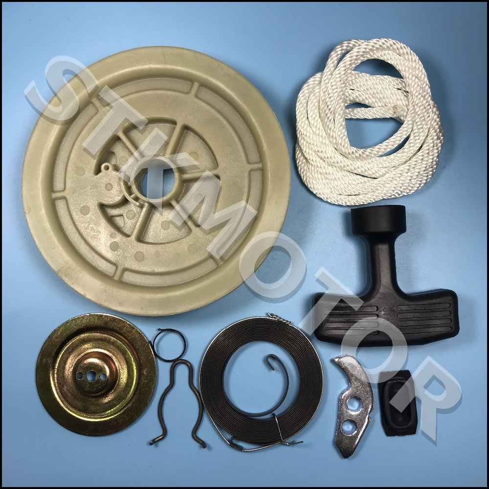 Free Shipping Recoil Pull Starter Repair Kits For Polaris Sportsman 500 500CC ATV Quad Parts-in ATV Parts & Accessories from Automobiles & Motorcycles
