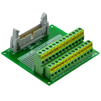 CZH-LABS IDC-26 Masculino Header Connector Breakout Board Módulo  a IDC Pitch 0.1
