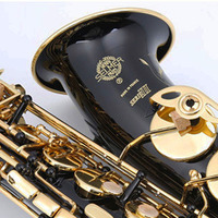 New French Alto Saxophone 803 Black Lacquer Intermediate Saxophone Alto SERIE III Musical Instruments Professional Included Case