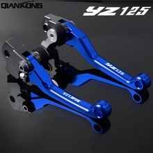 Dirt bike brakes Motorcycle Brake Clutch Levers FOR Yamaha YZ250 YZ 250 YZ-250 2001 2002 2003 2004 2005 2006 2007