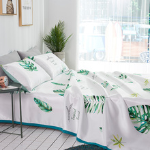 ФОТО 3pcs summer thin section mattress cover washable with elastic thin mattress pillowcase folding bed-mat for summer sleeping mat