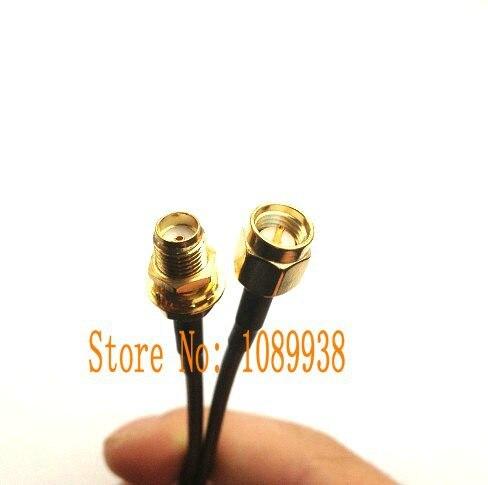 SMA Stecker auf Buchse Adapter Stecker Verlängerungskabel U Fo