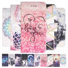 Cute Flip Phone Case sFor Samsung Galaxy A10 A2 Core A20 A30 A40 A40S A50 A60 A70 A80 A90 M10 M20 M30 J2 J4 Prime J6 Plus P16F(China)