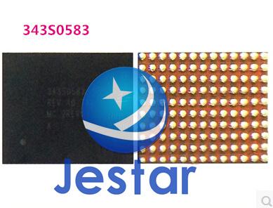 5 pçs/lote 343s0583 preto toque ic chip para ipad5 ipad6 ipad air air2