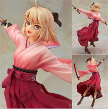 Anime Fate Stay Night Saber Cherry Saber PVC figure Toy