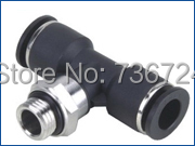 10mm-hread G3/8 BSPP thread with O-ring pneumatic fittings and connectors
