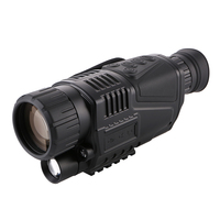 Eyebre Hunting Night Visions 5 X 40 Infrared Digital Telescope High Magnification Video Output Hunting Monocular