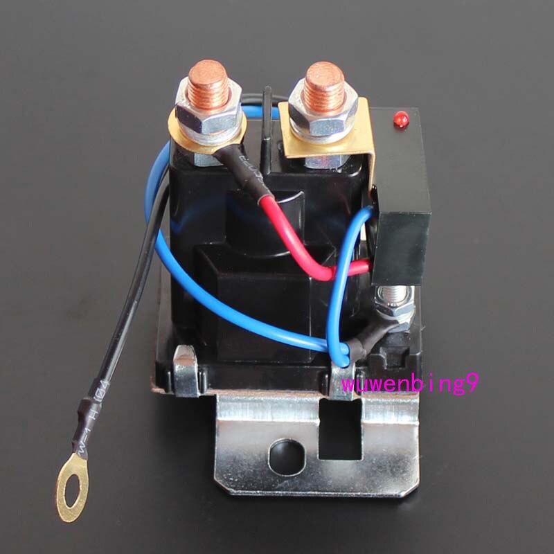 ФОТО 200 AMP Battery Isolator Dual Battery auto increase battery 12V