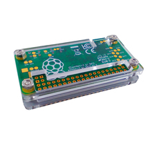 Raspberry Pi Zero Acrylic Clear Case 3 colors Shell Transaperent black blue Acrylic Enclosure Box for RPI Zero